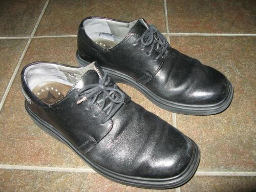 Us hombre 5 Zapatos Caoutchouc Oxford Mephisto Authentic Black de 7 Eur 100 8 Rxqqw0Z6f