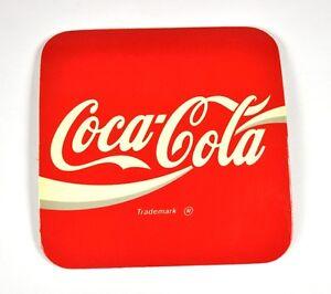 Coca-Cola-Coke-Liege-dessous-de-Verre-dessous-de-Verre-Coaster-USA-Logo-Rouge