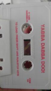 Yabba Dabba Doo! Commodore C64 Kassette (Tape) 100 % ok (Quicksilva 1985) - Bruchsal, Deutschland - Yabba Dabba Doo! Commodore C64 Kassette (Tape) 100 % ok (Quicksilva 1985) - Bruchsal, Deutschland