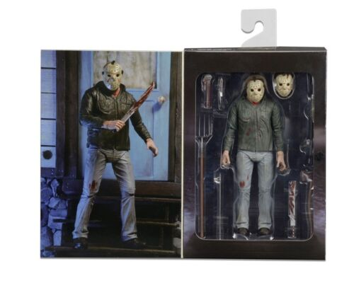 "Friday the 13th Part 3 3D Ultimate Jason 7/"" action figure Neca Official"