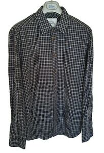 Mens-MAN-by-VIVIENNE-WESTWOOD-krall-long-sleeve-shirt-size-52-large-RRP-260