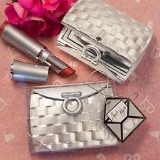 50 Pocketbook Mirror Compact Favors Sweet Sixteen Wedding Party Event Bulk Lot