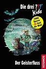 Die drei ??? Kids - Der Geisterfluss (9) von Boris Pfeiffer (2010, Gebunden)