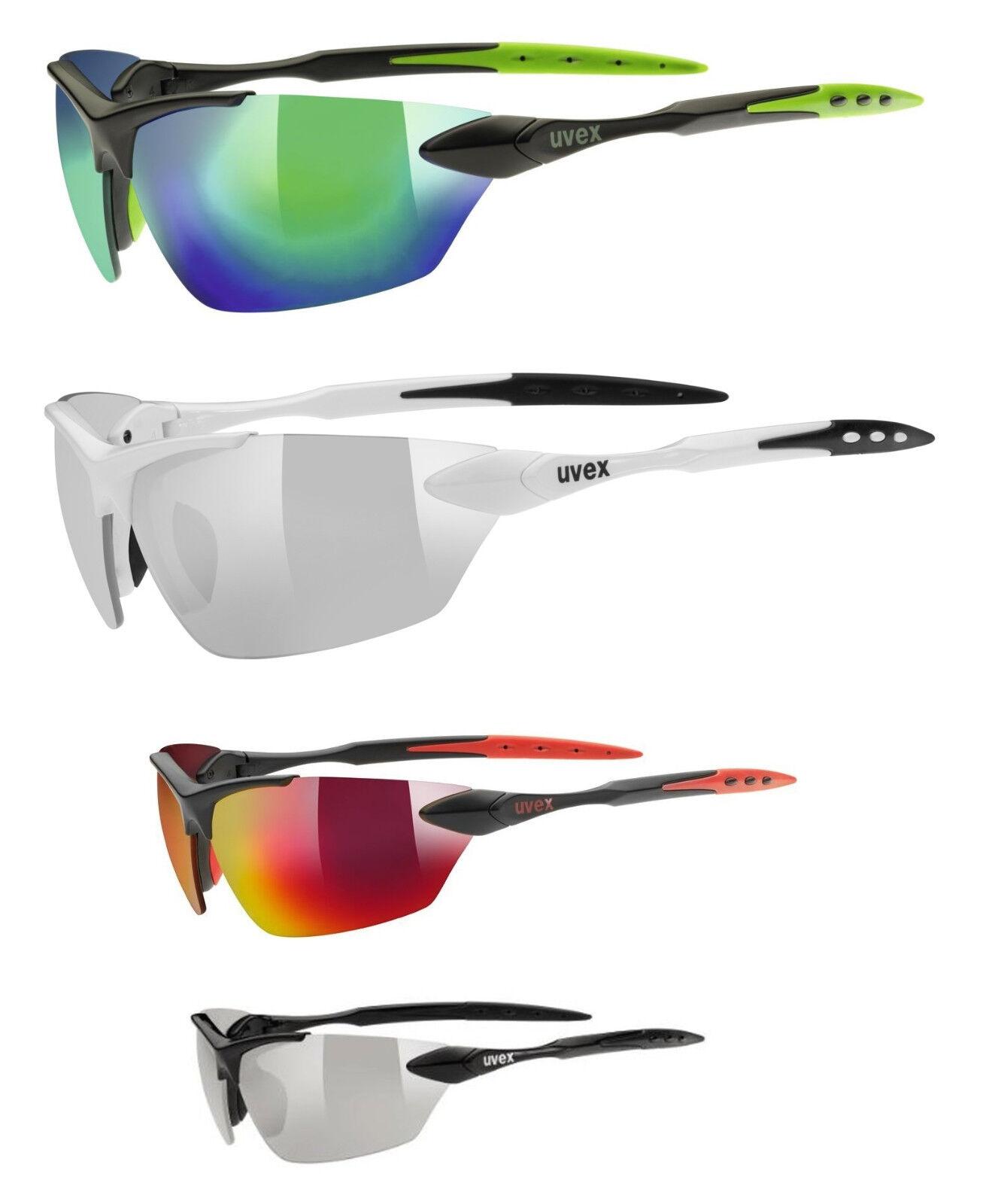 Uvex Sportstyle 203 verres de lunettes de sport neuf de revendeur spécialisé