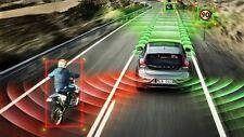 UNIVERSAL CAR BLIND SPOT SENSORS WITH GPS MODULE SYSTEM - REAR - FRONT SENSORS