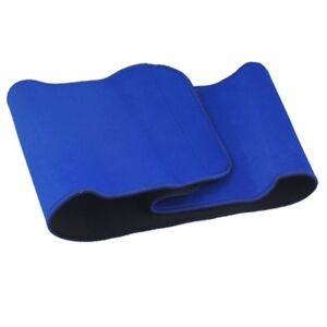 Blu-regolabile-di-sostegno-della-vita-elastica-dolore-alla-schiena-Brace-H4T4
