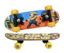 Despicable Me Minion Made Satchel Skateboard For Kids