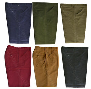 New Mens Moleskin Trousers Country Wear Carabou Hunting Fishing Walking Wine