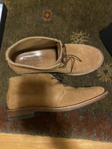 Oak Street Bootmaker Campus Chukka Boots