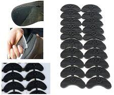 10 Pairs Rubber Sole Heel Savers Toe Plates Taps DIY Glue on Shoe Repair Pads
