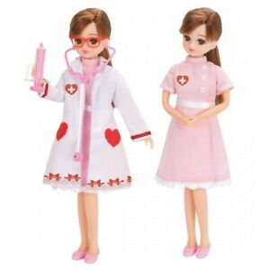 Takara-Tomy-Licca-Dress-Doctor-039-s-uniform-896623
