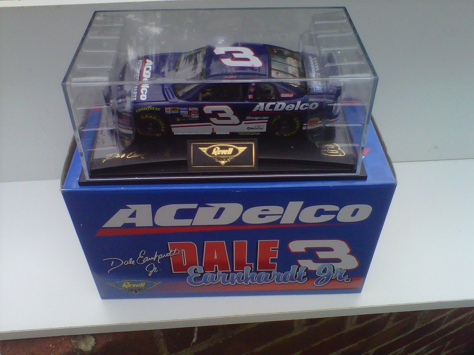 1999 Dale Earnhardt Jr AC Delco Revell Collector's Club Car 1 24 scale