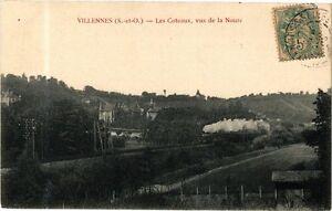 CPA Villennes - Les Coteaux- vus de la Noure (165617) B76IBVGH-09160154-835864546