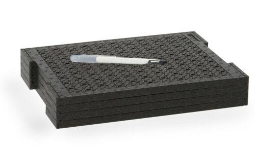 BOXX Schnitteinlage 102 Einlage EPP zum Anpassen Sortimo Bosch L-BOXX 102