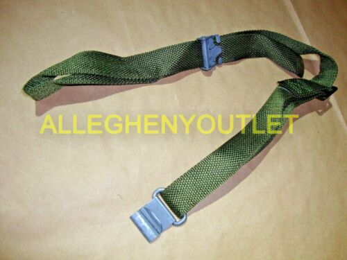 M1 Garand Small Arms Rifle Sling OD Green Parade Sling EXCELLENT