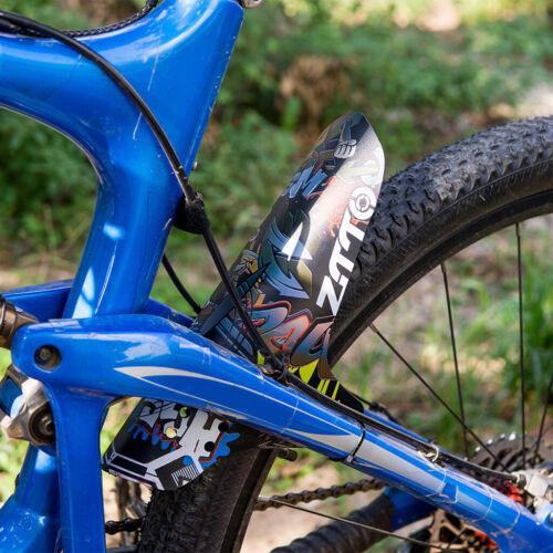 Ties für Vordergabel MTB Schutzblech Fahrrad Gebirgsfahrrad  w