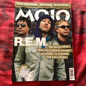 MOJO-Magazine-UK-116-REM-James-BROWN-Neil-YOUNG-Yeah-Yeah-Yeah