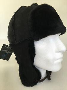 b61ec3e8fcd Paul Smith Trapper Hat 100% SHEEPSKIN