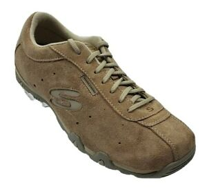 skechers womens sz 10 oxfords casual fashion sneaker brown