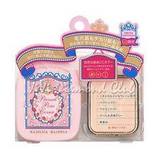 Shiseido MAJOLICA MAJORCA Pressed Pore Cover Powder SAKURA HAPPINESS LIMITED SET