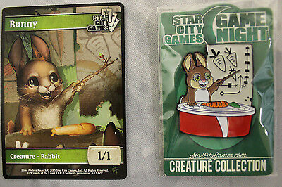1x FOIL Fintuition Starcity Games Game Night Creature Collection Token SCG