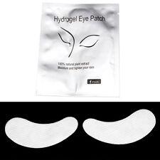 5 Pairs Lot Eyelash Pad Gel Patch Lint Free Lash Extension Eye Mask Beauty