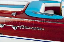 MAQUETTE MODEL Riva AQUARAMA 50 CM - Wooden Model Boat High quality