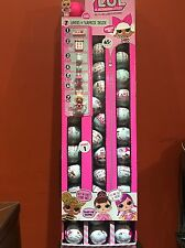 LOL L.O.L SURPRISE DOLLS COMPLETE DISPLAY BOX WITH 36 L.O.L DOLLS