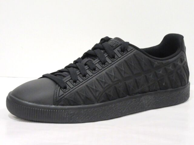 Men/'s Puma Clyde 3D X Ray Black 363736 01 New In Box
