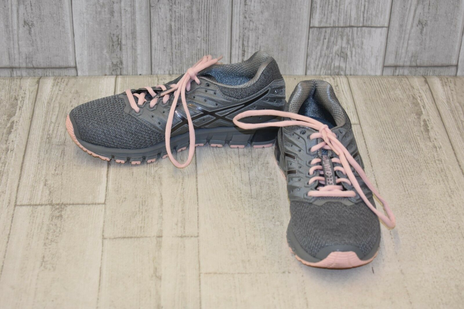 Asics Gel-Quantum 180 2 MX Running shoes - Women's Size 8 - Grey Pink