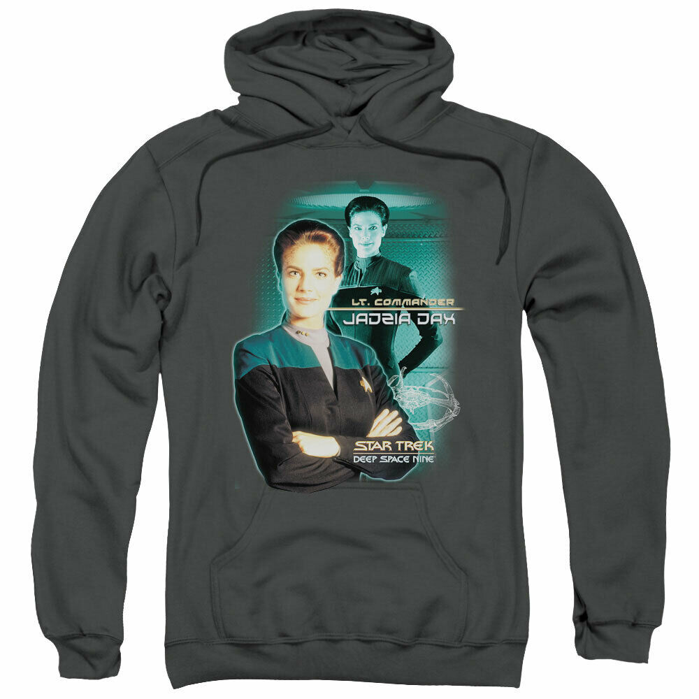 af92f8b18a1 Star DS9 Jadzia Dax or Sweatshirt Trek Hoodie nohznl17418-Hoodies    Sweatshirts