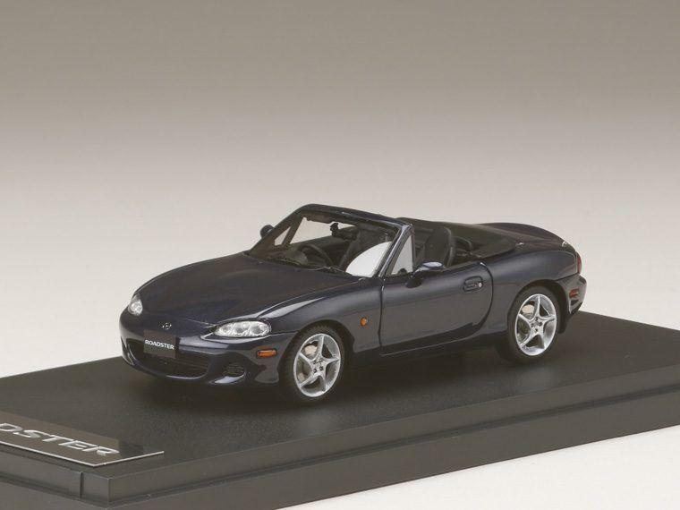 Venta en línea de descuento de fábrica Mark 43 PM4325BDB 1 43 Mazda Mazda Mazda Roadster NB8C RS 2000 Supremo Azul Mica  punto de venta