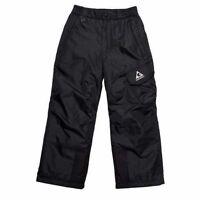 Gerry Boys Girls Black Snow Pants M Medium 10-12 With Tags