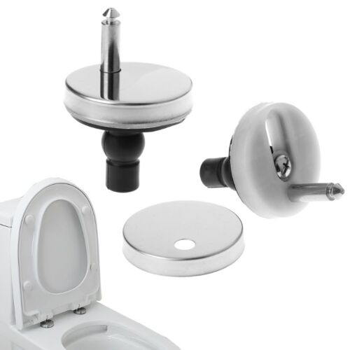 Replacement Toilet Seat Hinge Fitting Screw Anchoring Setscrew Pin Repair Tools