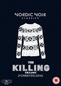 Neuf The Killing Trilogie DVD