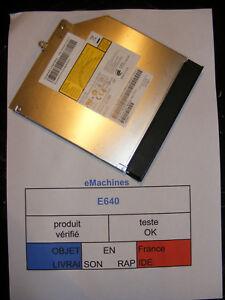 Lecteur-enregistreur-CD-DVD-pour-eMachines-E640