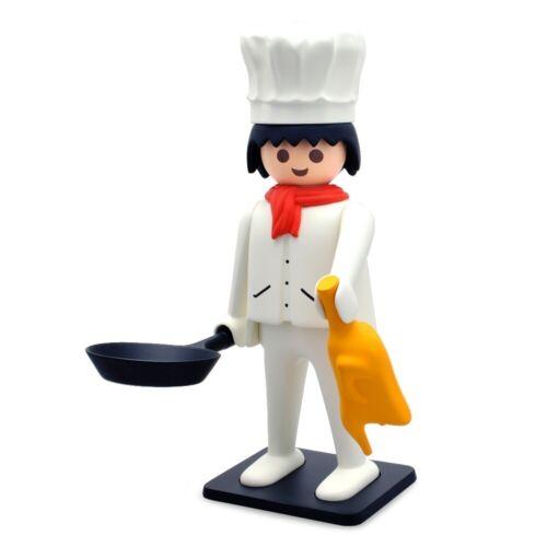 2018 Figura de colección Plastoy Playmobil el cocinero 00210