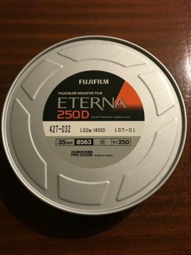 FUJIFILM ETERNA 250D 35MM color negative film 122m Sealed