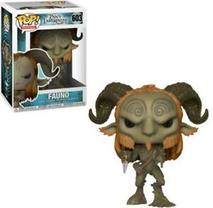 Funko-Pop-Horror-Pan-039-s-Labyrinth-Fauno-Brand-New-in-Box