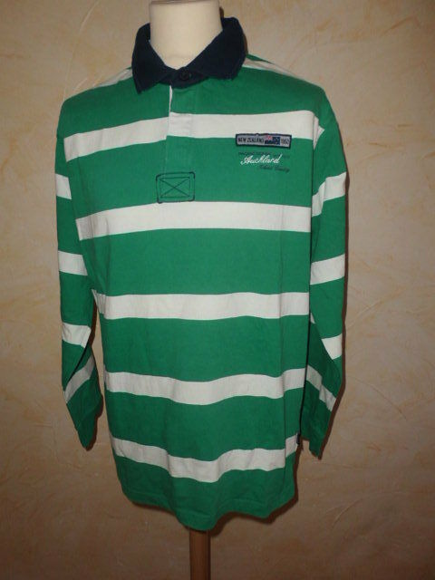 Polo BASEFIELD New Zeland 1950 size XL