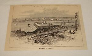 1884-magazine-engraving-PANORAMA-OF-JERSEY-UK