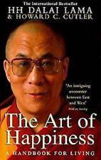 The Art of Happiness  (A Handbook For Living)  Dalai Lama  (Paperback 1999)