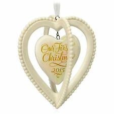 Hallmark 2015 Ornament Our First Christmas Together