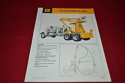 John Deere 301-A Tractor Dealer Brochure GDSD6