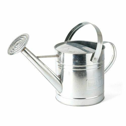 Holman 5L Galvanised Watering Can