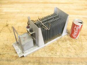 Vintage-Western-Electric-Transformer-GA52237-amp-GS-15721-Power-Supply-Tube-Amp