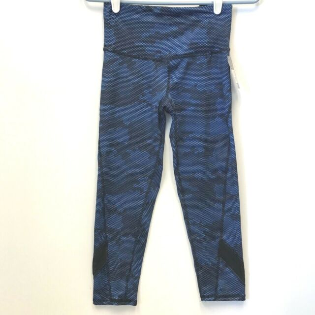 C9 Champion Girls Blue Printed Novelty Performance Capri Leggings Size Xs For Sale Online Ebay
