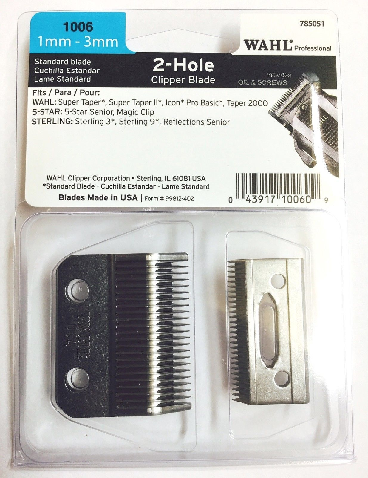 Wahl Super Taper Clippers/ Trimmers   eBay