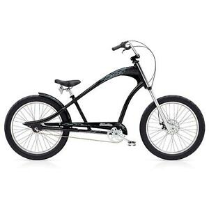 Electra-Ghostrider-3i-Cruiser-Herren-Fahrrad-Stadt-Cruiser-Retro-Ladies-Alu-Rad