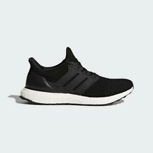Adidas-Running-Ultraboost-4-0-Black-Ultra-Boost-Lifestyle-New-Men-gym-BB6166